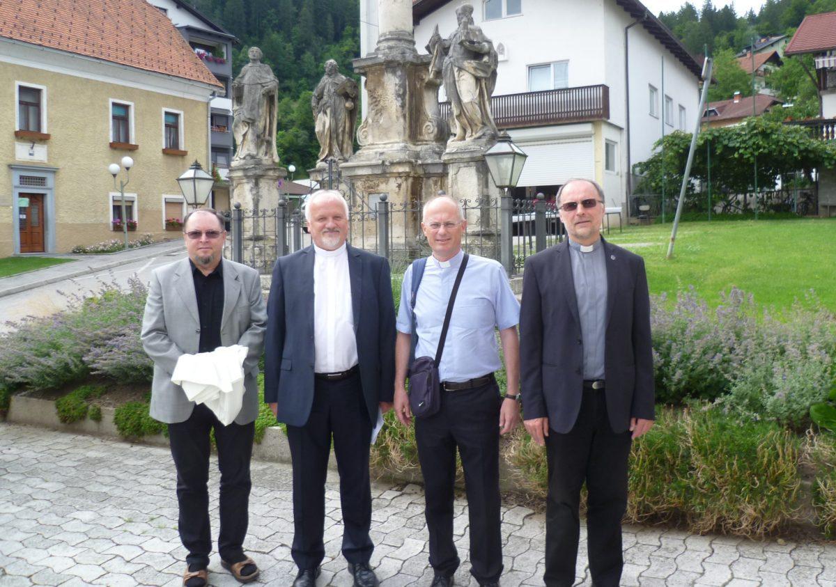 15. maj – provincijski dan jezuitov v Radljah