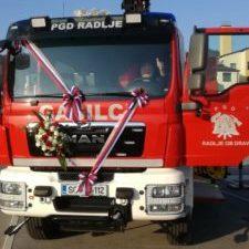13.10.2018 – Novi gasilec PGD Radlje ob Dravi – blagoslov