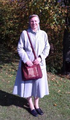 Obiskala nas je misijonarka Ljudmila Anžič HMP