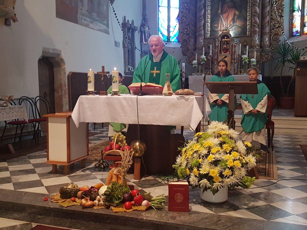 4.11.2018 – Zahvalna nedelja – Radlje in sv. Janez Nepomuk