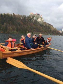 Ministrantski izlet na Bled
