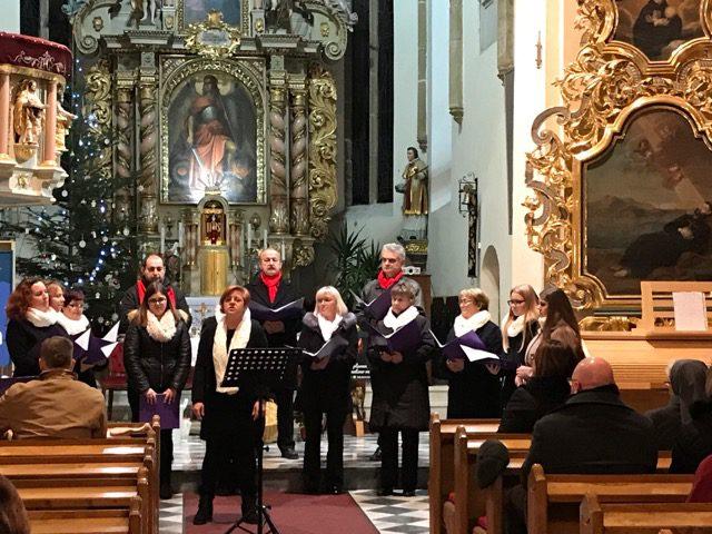 26.12.2018 – Maša in koncert – Mihaelov zbor