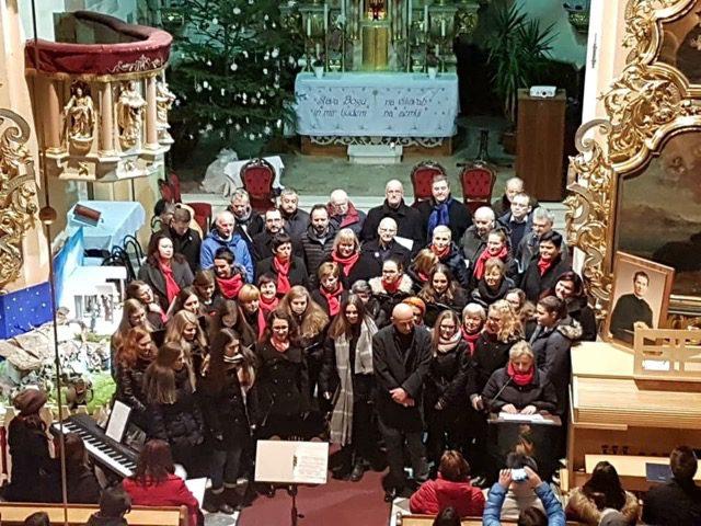 23.12.2018 – koncert treh Radeljskih zborov