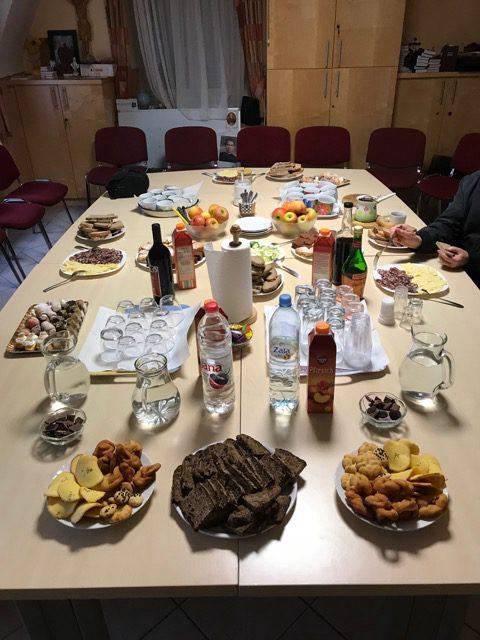 15.5. – Obisk slovenskih jezuitov
